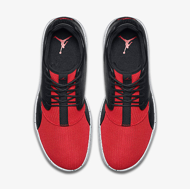 Jordan Eclipse Black University Red  