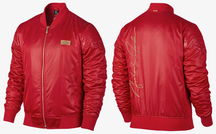 887ca78ba177 Just Don Air Jordan 2 Bomber Jacket