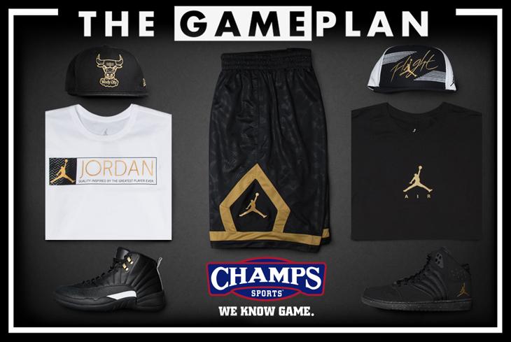 Air Jordan Chemises Champs