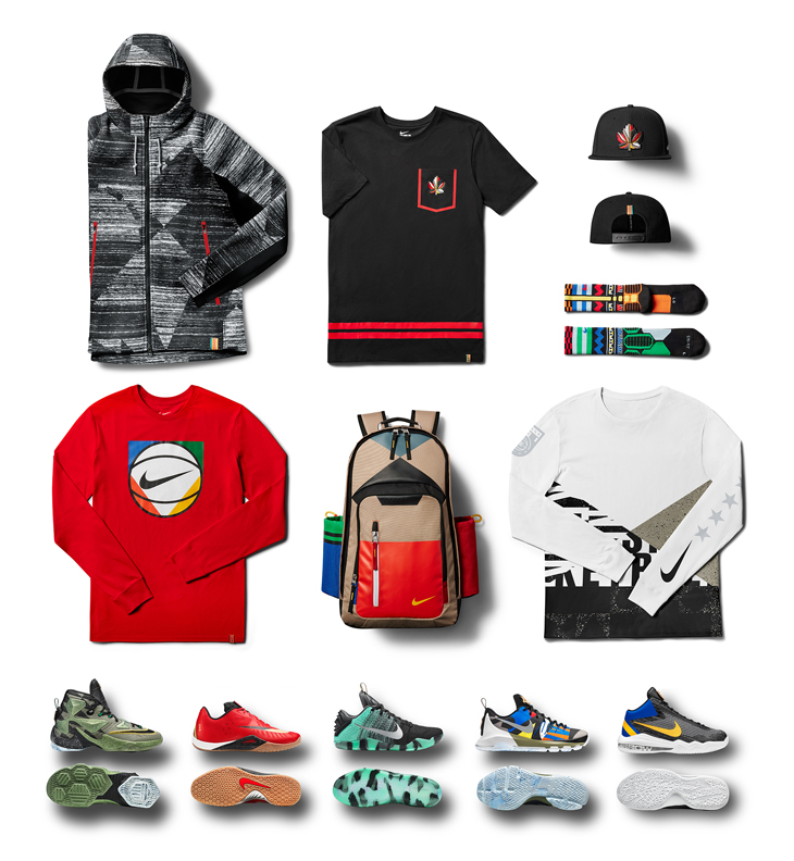 a2843844183c Nike 2016 NBA all Star Game Collection