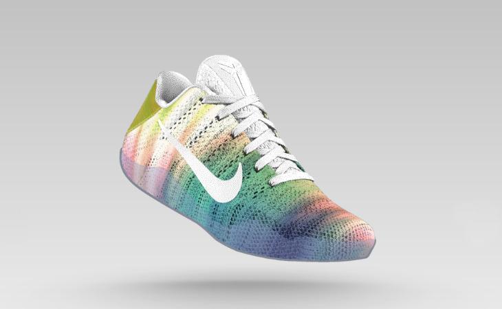 timeless design b2f60 11dd9 Nike Kobe XI iD Designed for DeMar DeRozan | SportFits.com