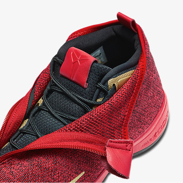 official photos 65460 424f2 nike-zoom-kobe-icon-red-gold-8