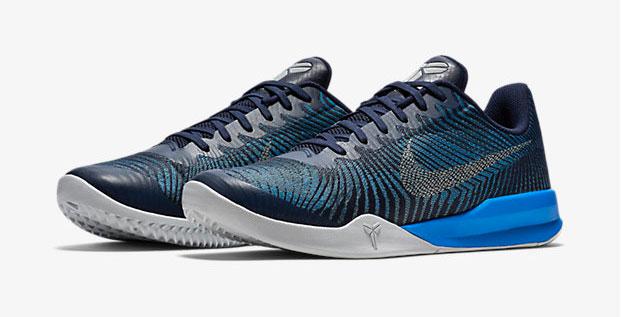 Nike Kobe Mentality 2 Navy Blue