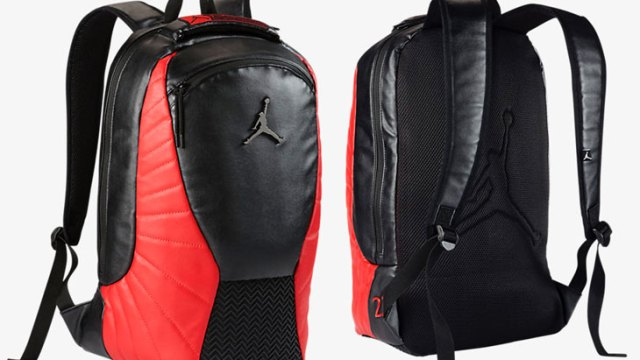 05e197dbab6c Air Jordan 12 Flu Game Backpack