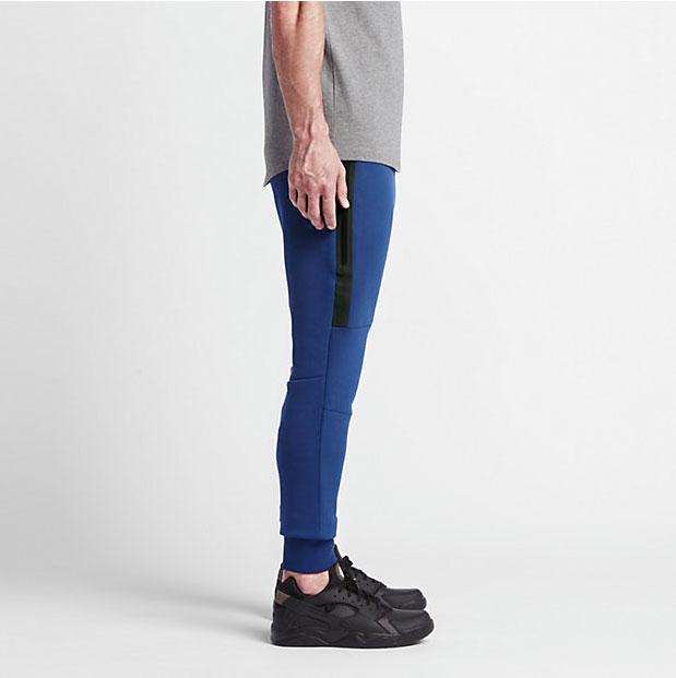 Nike Tech Fleece Pants Royal Blue Sportfits Com