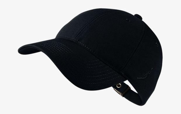27503b24e937d3 ... cheapest air jordan 1 low no swoosh hat black bbe17 fb29a
