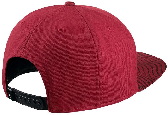 c31fe5e553b air-jordan-12-flu-game-hat-red-2