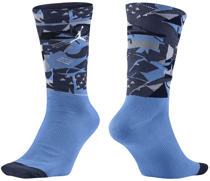 big sale d3d60 3ed04 air-jordan-9-low-pantone-socks