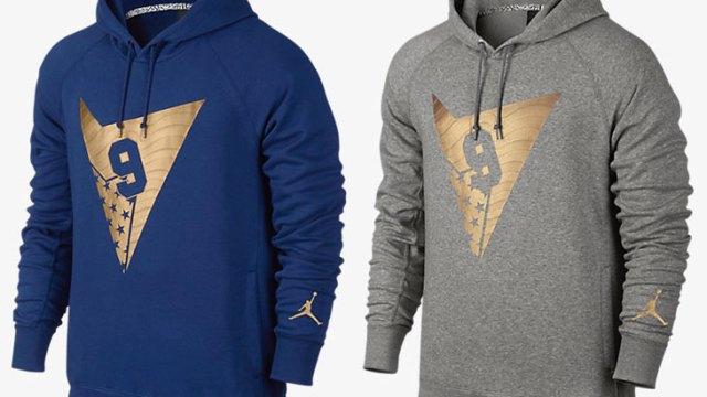 613d6f978f5 Air Jordan 7 Clothing | SportFits.com