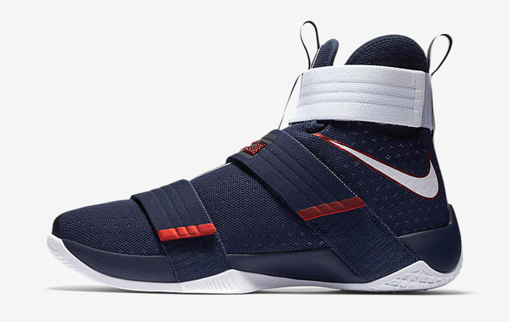 half off 1a9fc 194ad ... where to buy nike lebron soldier 10 usa 2 8c317 fdd93