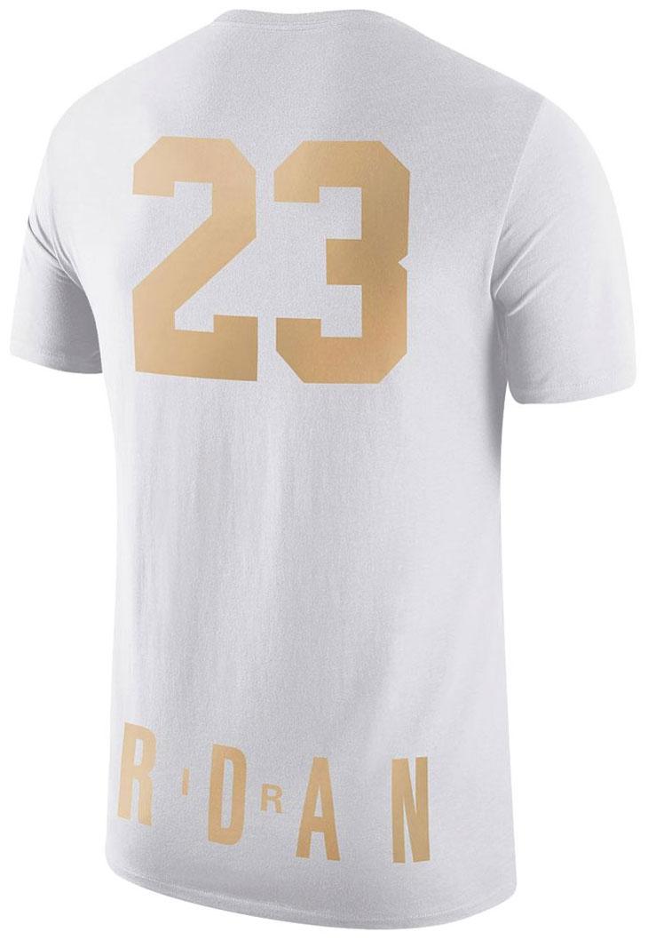 dd6a5e79e435cf Air Jordan 11 Closing Ceremony Gold Shirt