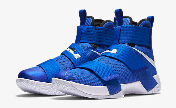 48eca0ff5bad coupon for nike lebron soldier 10 blue silver a44c4 c9667
