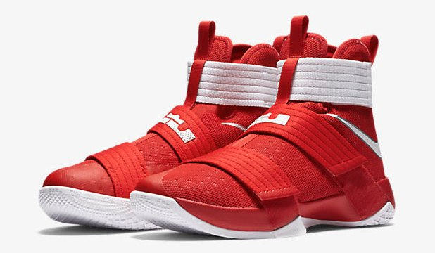 detailed look 8623f 33196 Nike LeBron Soldier 10 (Team Colors)