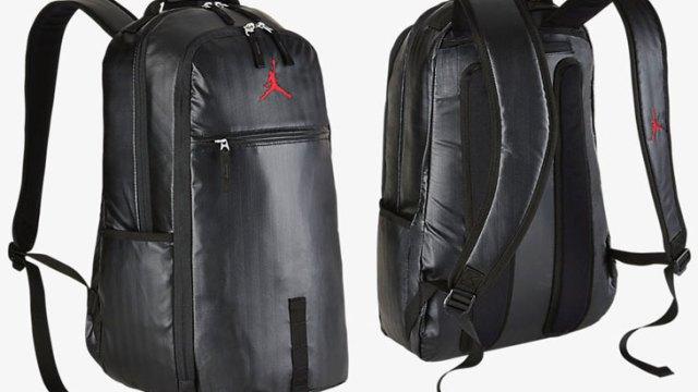 "ddf5efb69000 Jordan Jumpman Backpack ""Black Gym Red"""