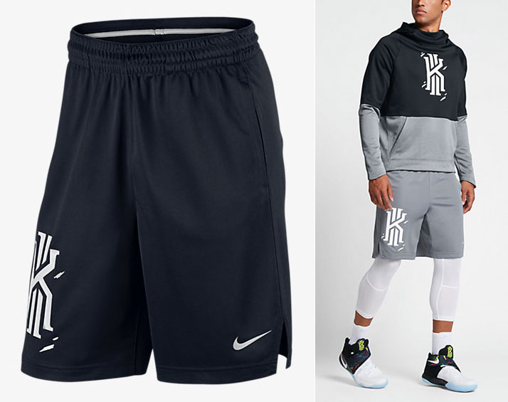 dc3b6b7b3801 Nike Kyrie Irving Basketball Shorts