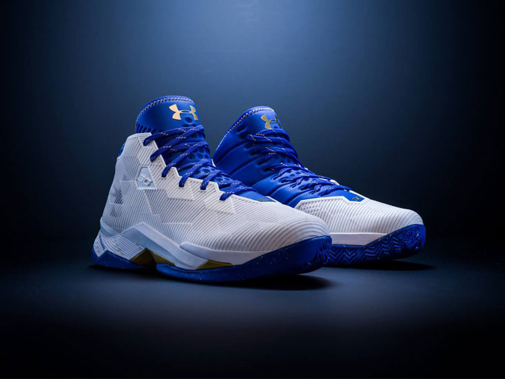 "separation shoes 122f5 7ff0c Under Armour Curry 2.5 ""White Gold"""