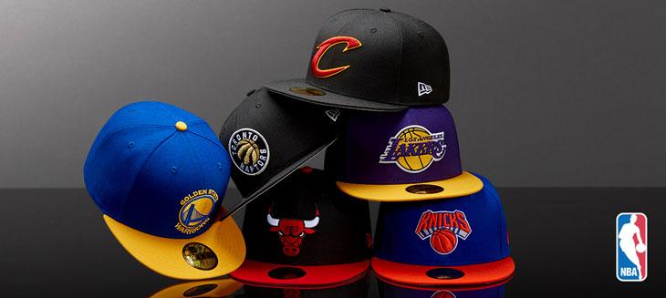 412c3f21a1e New Era NBA 59FIFTY Team Caps For 2016 NBA Season