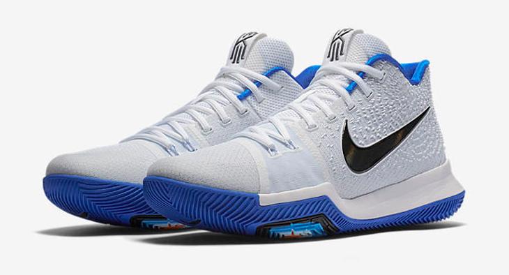premium selection 34b4b 983ac Nike Kyrie 3 Duke Shirt | SportFits.com