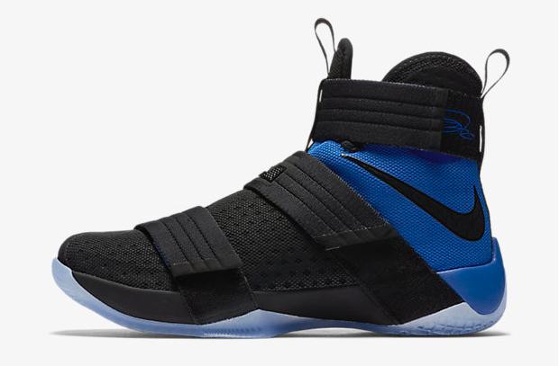 top fashion 817d8 16343 nike-lebron-soldier-10-black-royal-blue-1