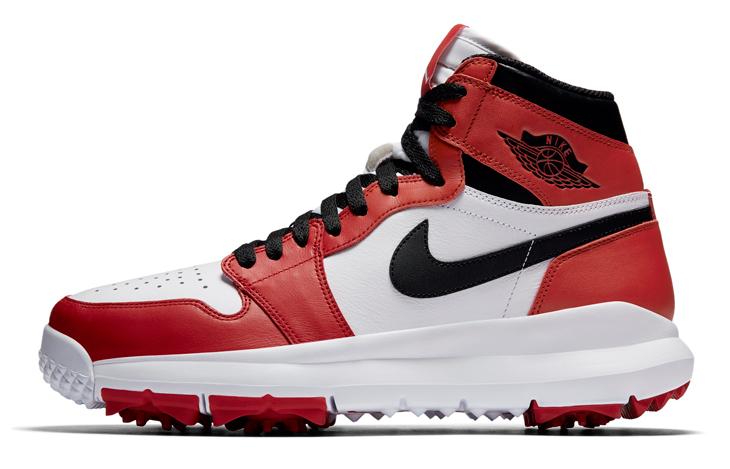 a55a6ca5227669 Nike Golf Introduces the Air Jordan 1 Golf Shoe
