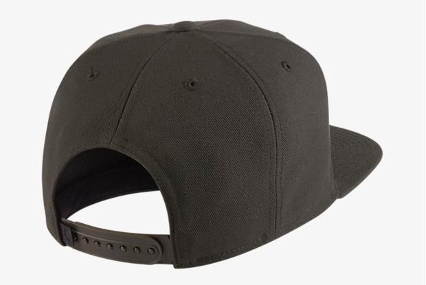 81874170defb7 ... bulls hat a6ef2 fef39 sale air jordan 8 take flight hat back 2c0b1  28c5c ...