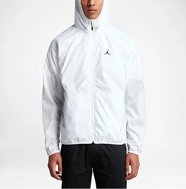 f45d56f64c7d Jordan Wings Windbreaker White Jacket