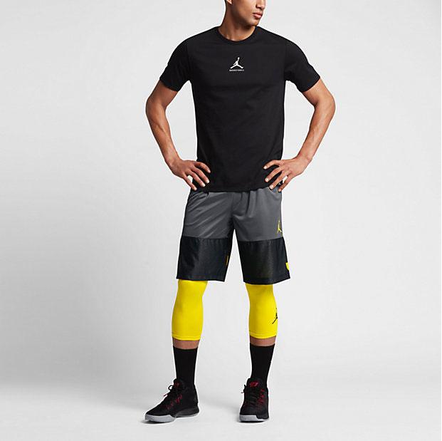 627bae4645b Air Jordan Blockout Shorts New Colors | SportFits.com