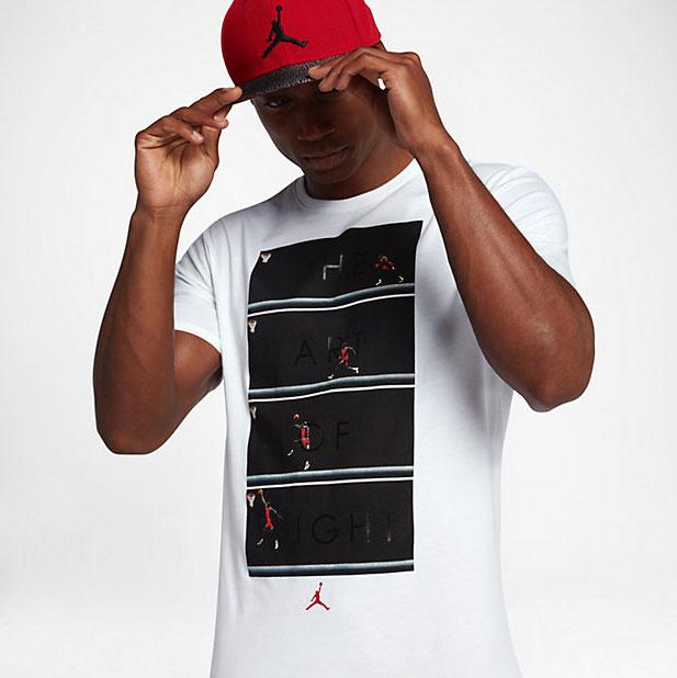 "8f2b162f972e Jordan ""The Art of Flight"" T-Shirt"