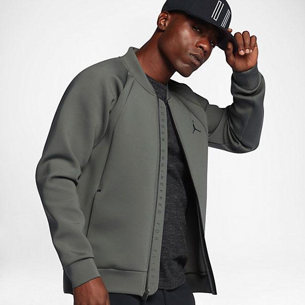 c2e80dd9706 Jordan Sportswear Flight Tech Jacket | SportFits.com