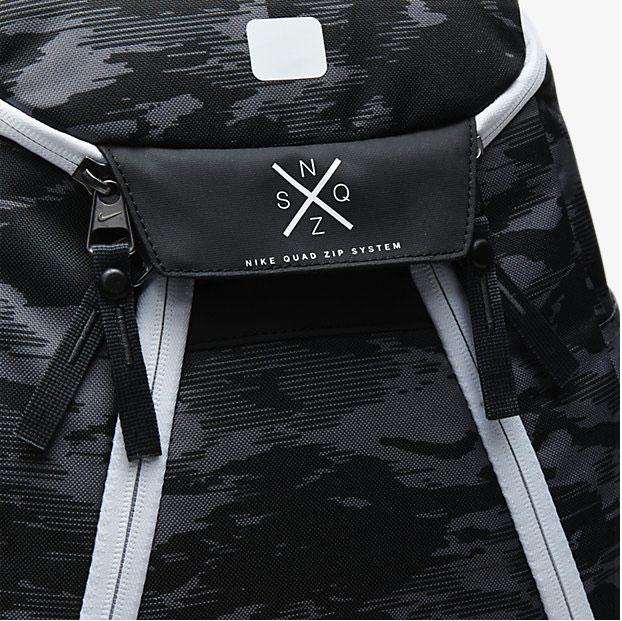Nike Hoops Elite Max Air Team 2 Graphic Basketball Backpacks ... a7675e300