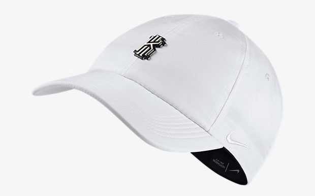 Nike Kyrie Heritage 86 Dad Hat White  fcd9d3b12