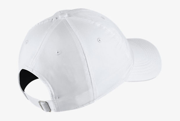 bee6540b Nike LeBron Heritage 86 Dad Hat White | SportFits.com