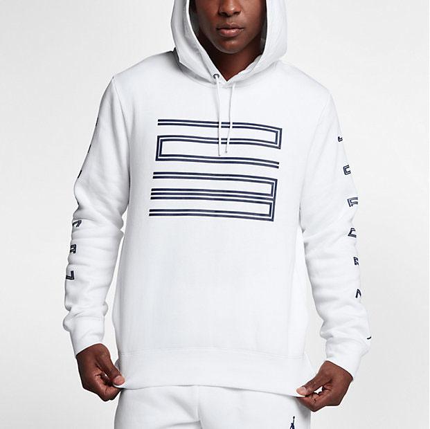 9046b78cdef jordan sportswear air jordan 11 hybrid hoodie