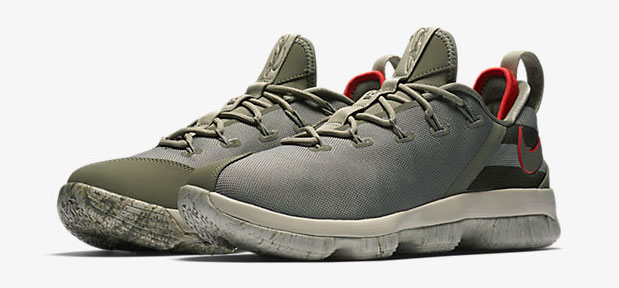 "sale retailer f88c2 fa0ed Nike LeBron 14 Low ""Dark Stucco"""