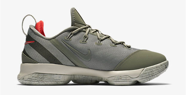 new arrivals 718fa ea233 nike-lebron-14-low-dark-stucco-3