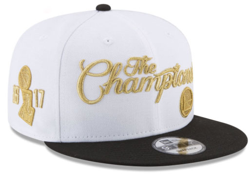 Golden State Warriors New Era Rings Snapback Caps  7589ad68c5d