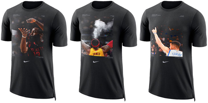 6597358093b Nike NBA Player Pack Shirts