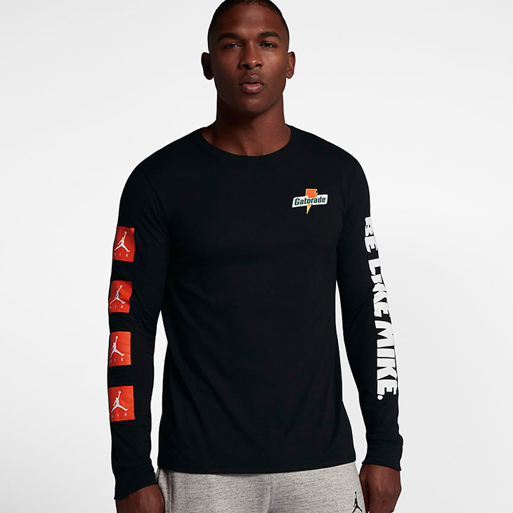 e216f96372c7a8 jordan-gatorade-like-mike-long-sleeve-shirt-black