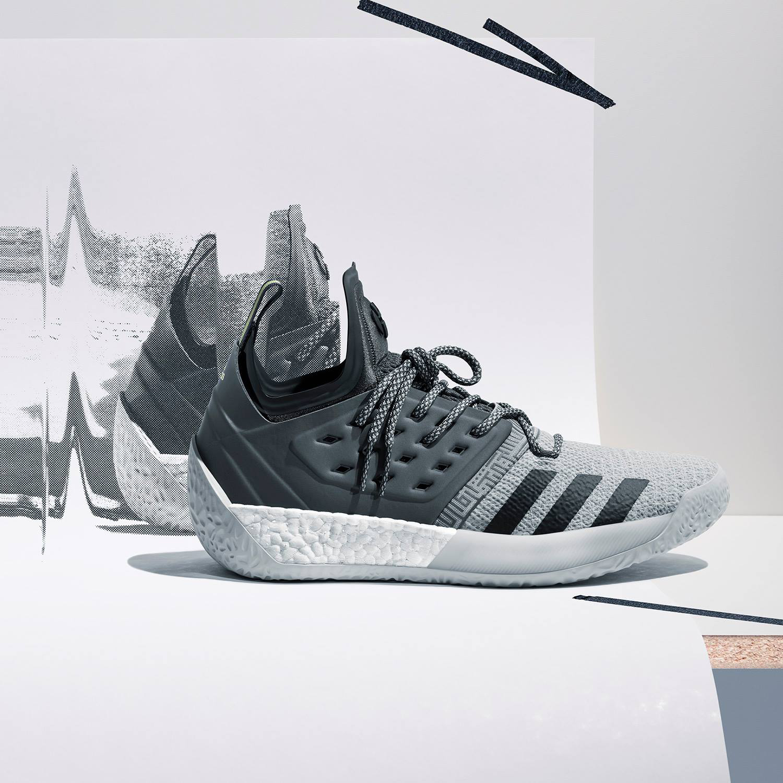 adidas harden 2 grey