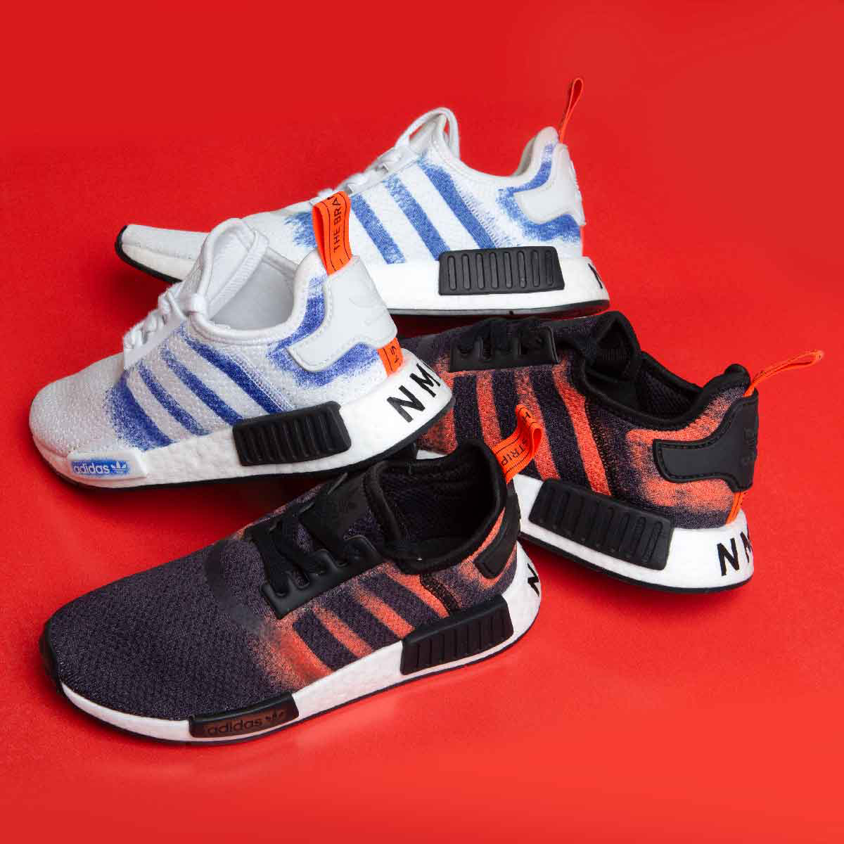 adidas NMD Stencil Sneaker Pack