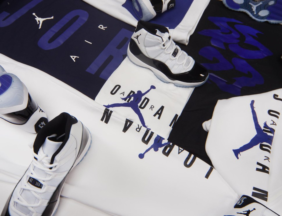 a093a37579249f Air Jordan 11 Concord Clothing and Hats