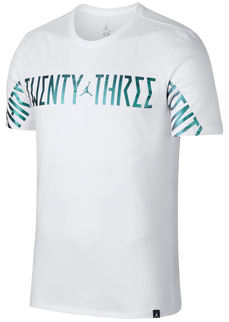 80ed3ff738a3 air-jordan-11-low-easter-emerald-iridescent-shirt-. Jordan Retro 11  Iridescent T-Shirt