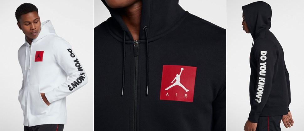 promo code b779c 7939d air-jordan-3-2018-hoodies