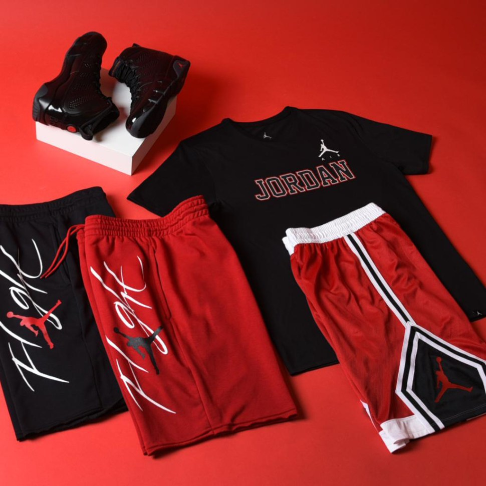 the best attitude 0cd3e 95642 air-jordan-9-bred-matching-clothing