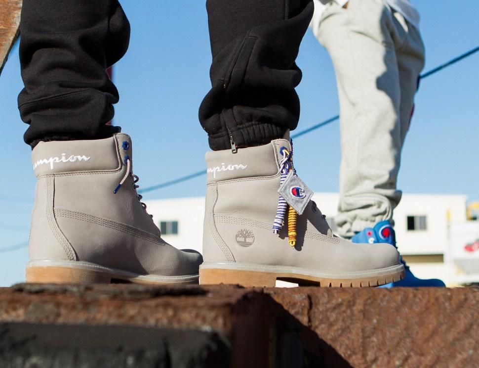 5103288f67b Timberland grey boots