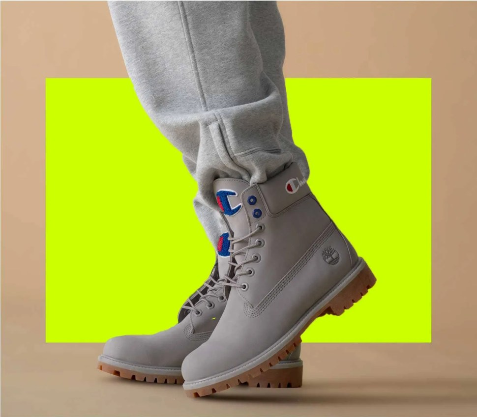 champion timberland grey boot where to buy sportfitscom