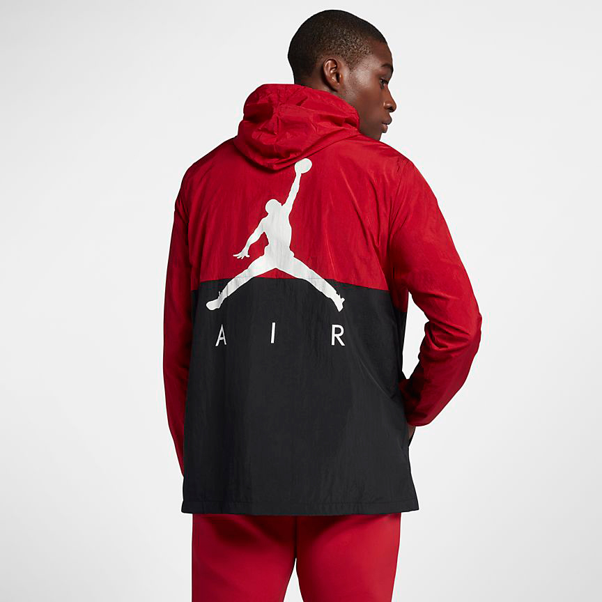 ce2dc94ed9e60c Jordan Jumpman Air Windbreaker Jacket