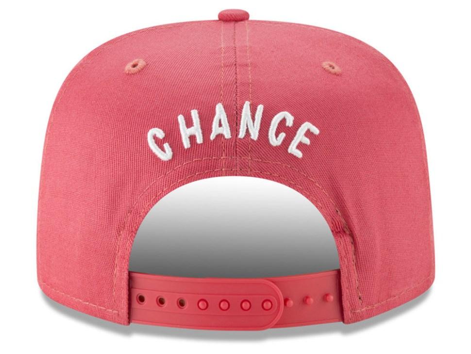 53cfeed7d9ee54 Chance the Rapper New Era 3 Snapback Hats | SportFits.com