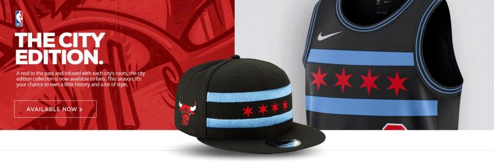 d400275c658 New Era NBA City Series 2 Hats and Caps