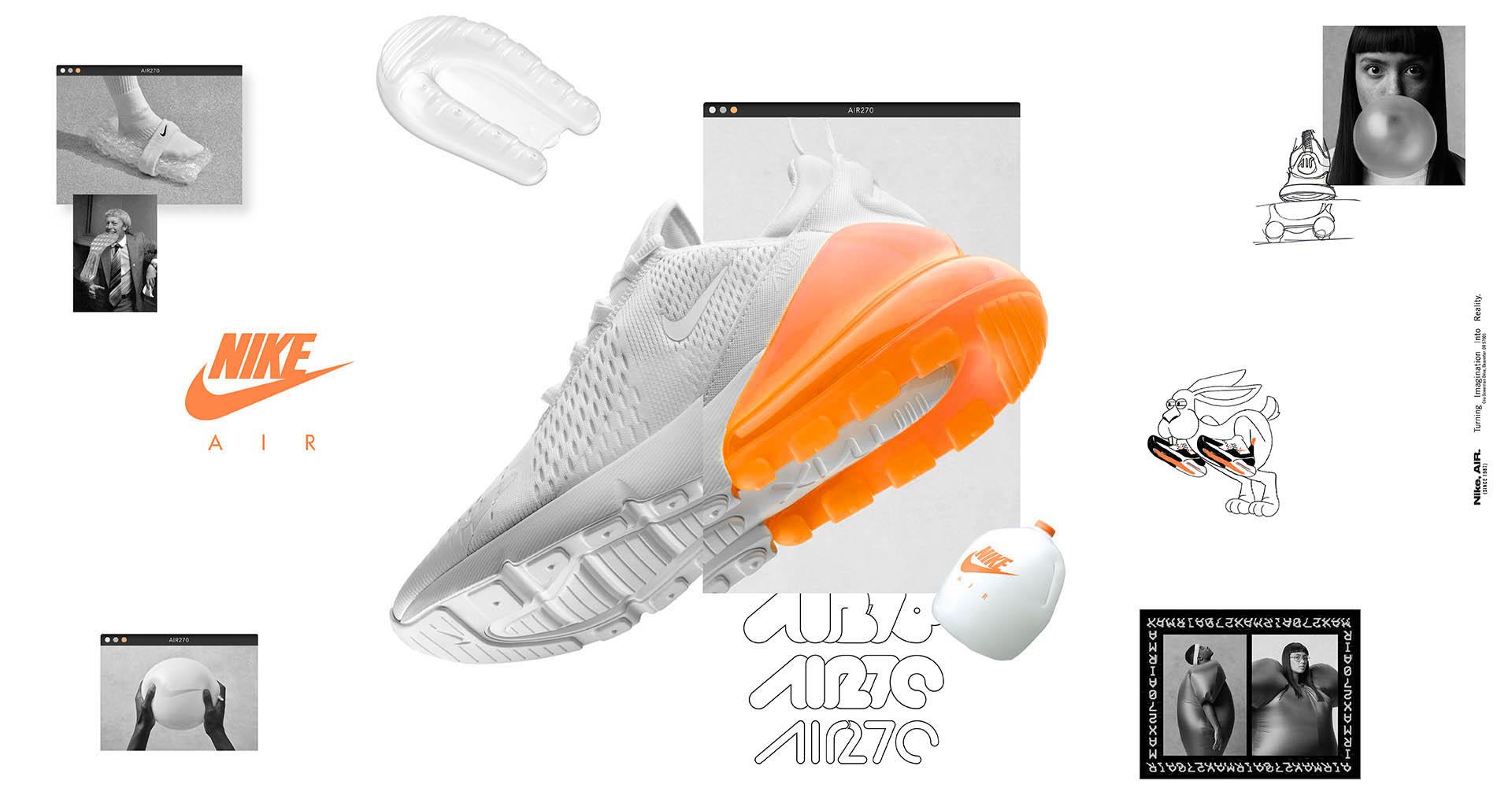 Nike Air Max 270 Air Max Day White Pack